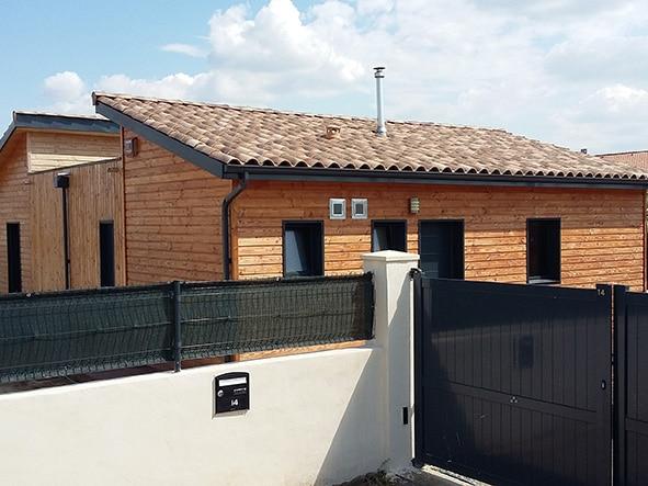 Construction maison neuve Mallemort (Bouches du Rhône)