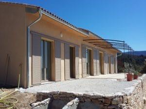 Construction maison passive Luberon